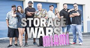 Storage Wars - Geschäfte in Miami