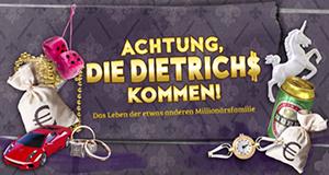 Achtung, die Dietrichs kommen!