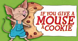 Kekse für die Maus im Haus