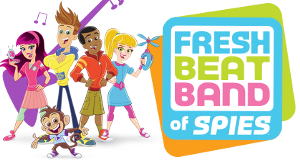 Fresh Beat Band Spione