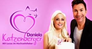 Daniela Katzenberger: Mit Lucas im Hochzeitsfieber