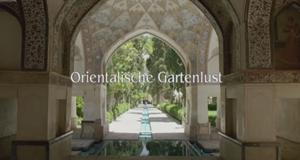 Orientalische Gartenlust
