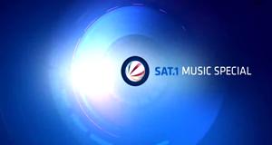 Das SAT.1 Music Special