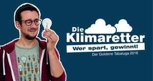 Die Klimaretter - Wer spart, gewinnt!
