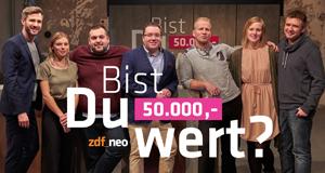 Bist Du 50000 Euro Wert