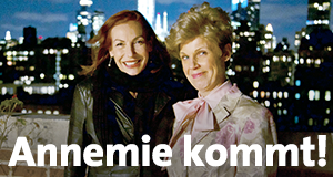 Annemie kommt!