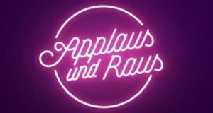 Applaus und Raus!