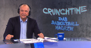 Crunch Time - Das Basketball Magazin