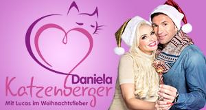 Daniela Katzenberger: Mit Lucas im Weihnachtsfieber