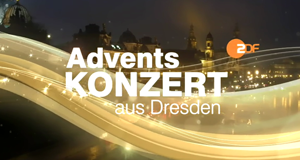 Adventskonzert aus Dresden