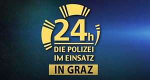 24 Stunden - Polizeieinsatz in Graz