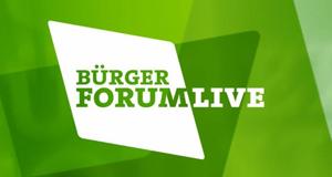 BürgerForum live