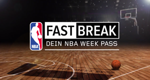 Fastbreak - Dein NBA Week-Pass