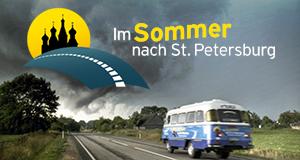 Im Sommer nach St. Petersburg