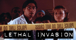Lethal Invasion - Attacke der Alien-Viren