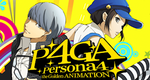 Persona4 the Golden Animation