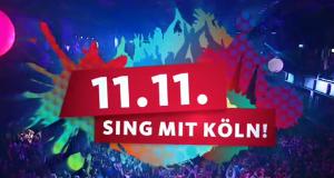 11.11. - Sing mit Köln!