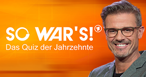 So war's!