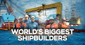 Die Megaschiffbauer