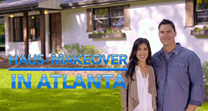 Haus-Makeover in Atlanta