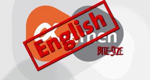 English bite-size