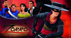 Zorro - Aufbruch einer Legende