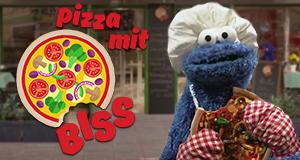 Sesamstraße präsentiert: Pizza mit Biss