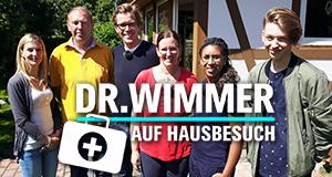 Dr. Wimmer auf Hausbesuch