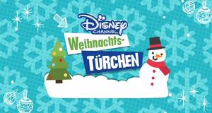 Das Disney Channel Weihnachtstürchen