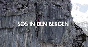 SOS in den Bergen