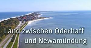 Land zwischen Oderhaff und Newamündung