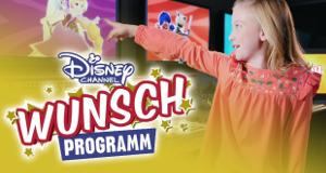 Das Disney Channel Wunsch-Programm
