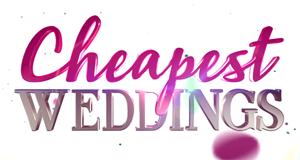 Die billigsten Hochzeiten
