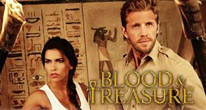 Blood & Treasure - Kleopatras Fluch