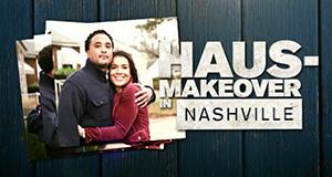 Haus-Makeover in Nashville