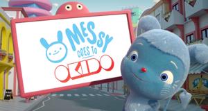 Messy geht nach Okido