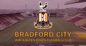Bradford City - Wir kaufen einen Fußballclub
