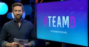 #TeamD - Live aus dem Deutschen Haus