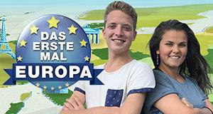 Das erste Mal ... Europa!
