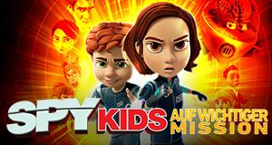 Spy Kids: Auf wichtiger Mission
