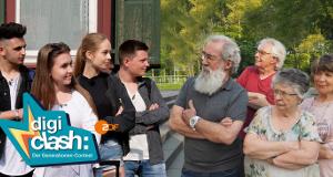 Digiclash: Der Generationen-Contest