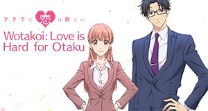 Wotakoi: Keine Cheats für die Liebe