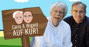 Carlo und Wigald auf Kur
