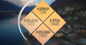 Vier Dörfer - Ein Land