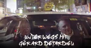 Unterwegs mit Gérard Depardieu