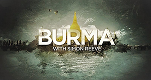 Simon Reeve in Burma