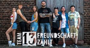 Team 13 - Freundschaft zählt