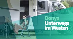 Donya - Unterwegs im Westen