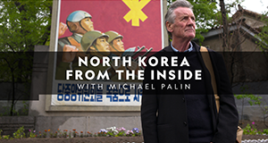 Unterwegs in Nordkorea mit Michael Palin
