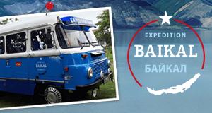 Expedition Baikal